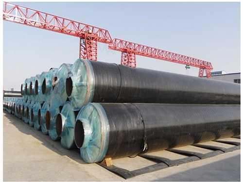 钢套管蒸汽管道
