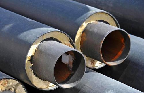 预制直埋保温钢管规格齐全厂家直销
